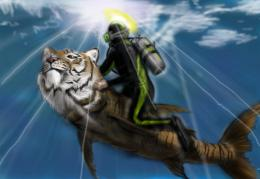 Holy Diver by KuragariOkami+ride+the+tiger+dio jpg 133