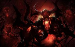 dota2 Shadow Fiend by biggreenpepper on DeviantArt 1069