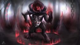 outworld devourer harbinger dota 2 game hd wallpaper , image , picture 851