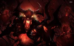 Shadow FiendDotA 2 wallpaper1068841 1123