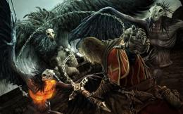 Action Rpg Games Wallpaper Image featuring Castlevania Lords Of Shadow 1693