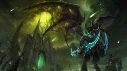 Demon, Shadowmoon valley, Stormrage, Illidan, Wow Wallpaper 1849