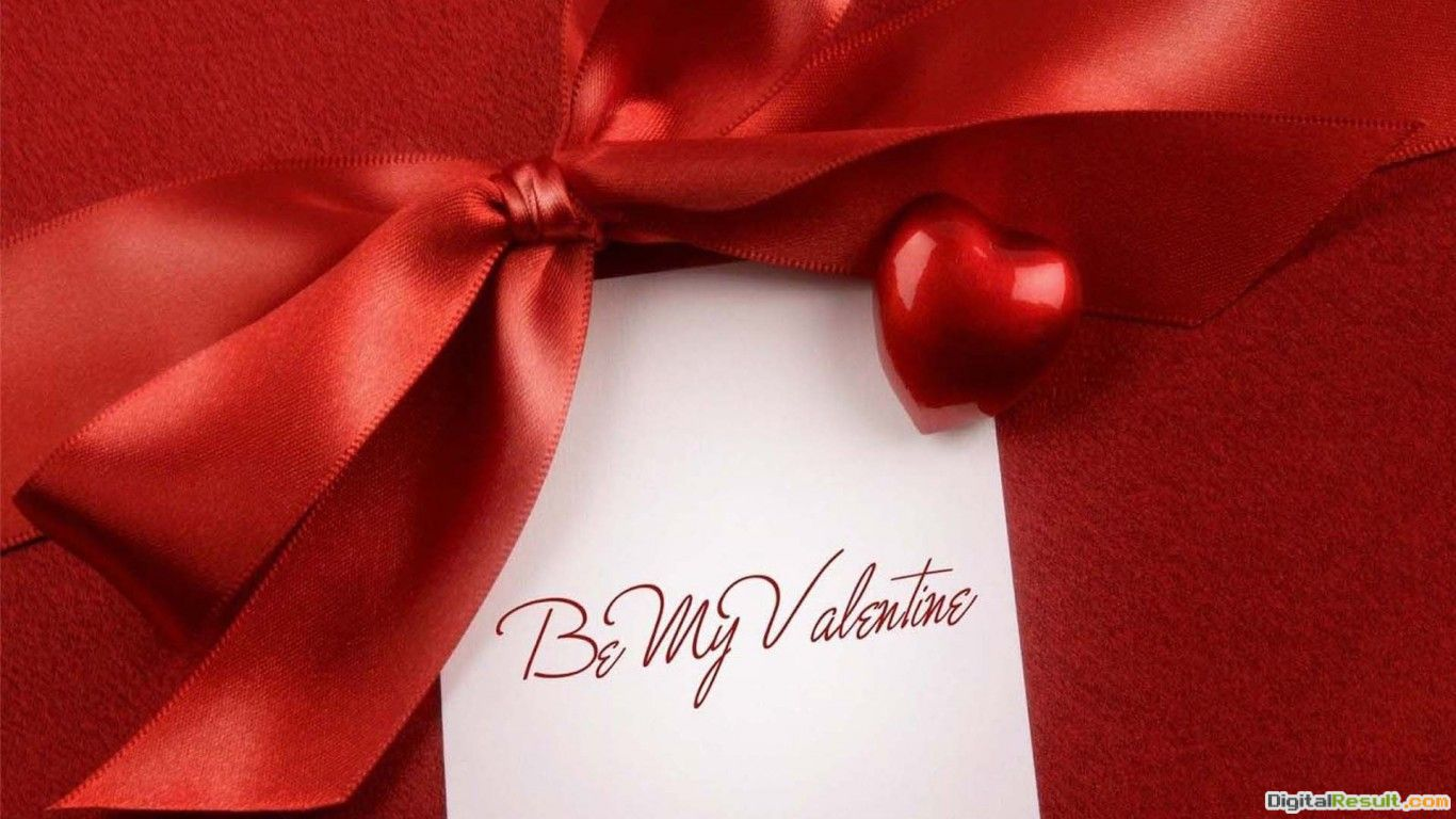 Happy Valentine's Day Be My Valentine Wish Card : Wallpapers13 com 1231