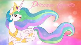 princess celestia wallpaper by thegreatfrikken fan art wallpaper 1224