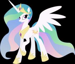 celestia vector 3 by pinkiemina fan art digital art vector movies tv 131