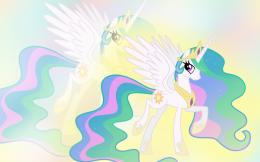 background, double, pose, princess celestia, safe, vector, wallpaper 1893