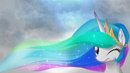 Vector Princess Celestia wallpaper 1945