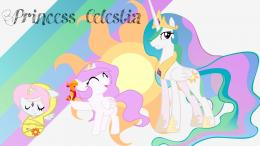 little pony princess celestia vector desktop wallpapers Car Pictures 1746