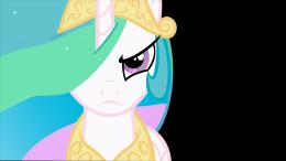 Princess Celestia Protecting her subjectsVector by BeastyxLightning 465