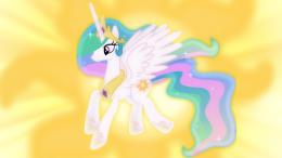 , princess celestia, safe, simple, solo, sparkles, vector, wallpaper 567