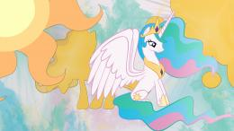 princess celestia wallpaper by chadbeats customization wallpaper 1296
