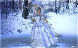 Pics PhotosFree Snow White Fairy Wallpaper Background 1902
