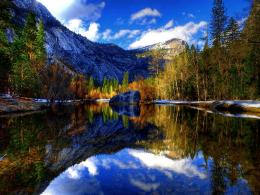 Beautiful Yosemite National Park Wallpapers HD 1857