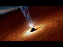 GDELUXE WALLPAPERS – SPACE BLACK HOLES HD 1714