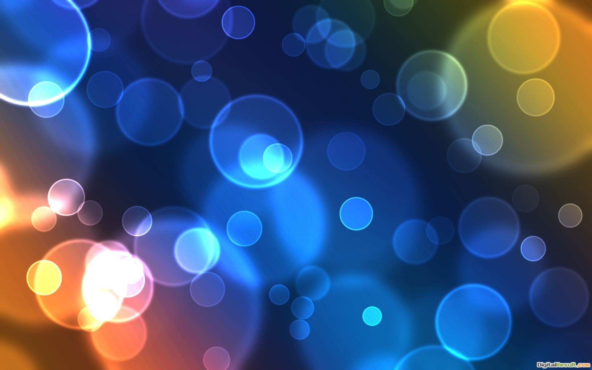 Circles, Glare, Light, Colorful, Background Wallpaper, Background 1867