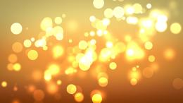 Golden circles of light wallpaper1069818 379