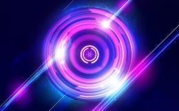 Purple circles light Wallpapers Pictures Photos Images 1256