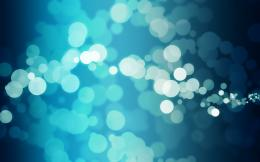 Central Wallpaper: Abstract Light Circles Bokeh HD Wallpapers 568