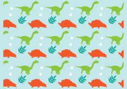 Dinosaur BackgroundDownload Free Vector Art, Stock Graphics 256