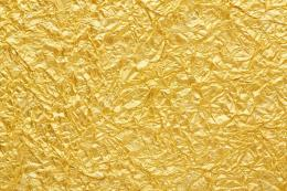 Smooth Gold Foil Texturewallpaper 1160