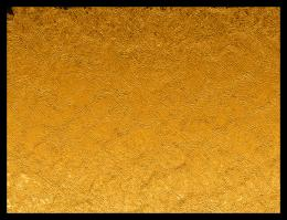 Gold Foil Texture Wallpaper Gold 708