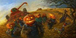 Halloween harvest by sabin boykinov on DeviantArt 810