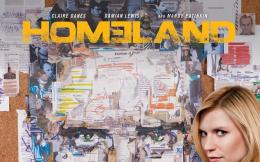 claire danes posters tv series showtime damian lewis homeland carrie 1903