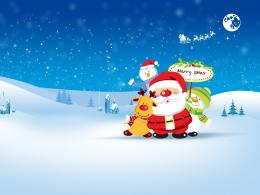 Merry Christmas Wallpaper Facebook Cover Photos | Free Wallpapers 229