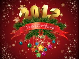 Merry Christmas 2012 wallpapers | Merry Christmas 2012 stock photos 173