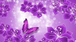 Pink And Purple Butterfly Background Images & PicturesBecuo 594