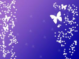 News Butterfly: Purple Butterfly Wallpaper 1100