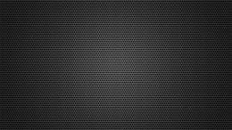 Download Wallpaper 2048x1152 mesh, metal, circles, dark, surface HD HD 1631