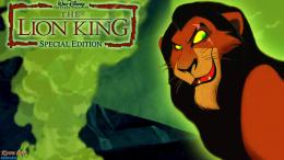 The Lion King Scar HD WallpaperThe Lion King Wallpaper29463965 1562