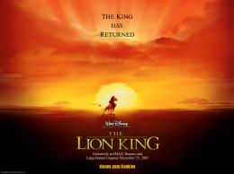 The Lion King Wallpapers 137