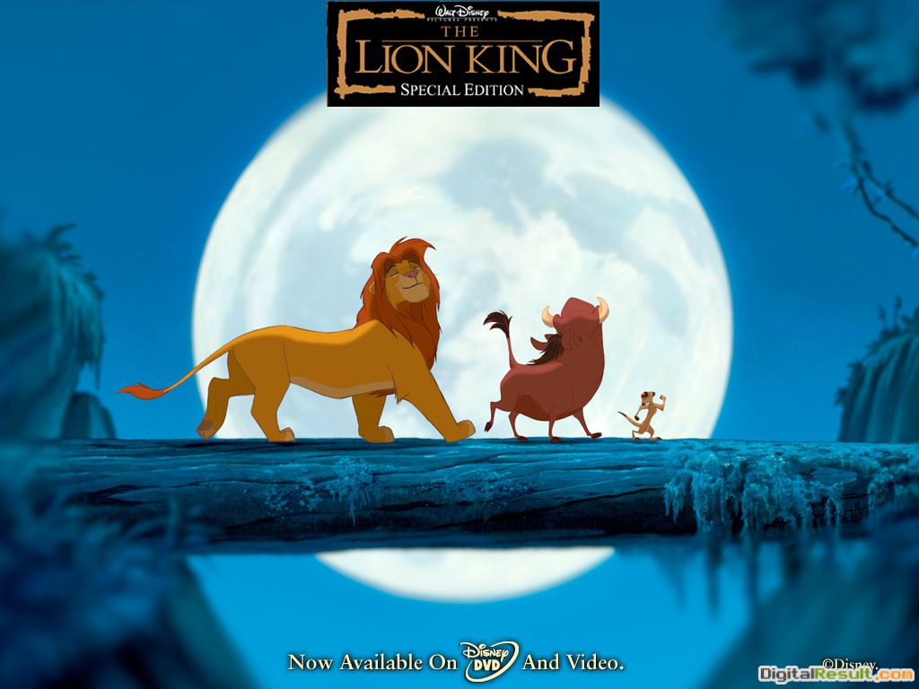The Lion King The Lion King 847