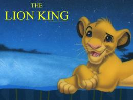 Lion King Movie Wallpapers 957