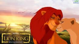 Simba and Nala HD wallpaperThe Lion King Wallpaper28764252 1686
