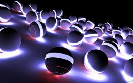 All Wallpapers: 3D Balls HD Desktop Wallpapers 2013 1546