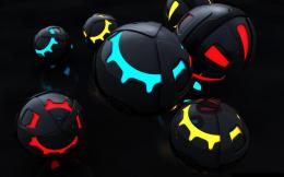 Best Abstract Balls 3D Wallpapers HD 462