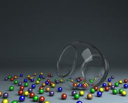 Cool 3D Balls HD WallpaperHD Wallpapers 481