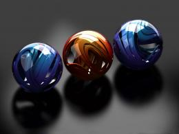 Best top desktop 3d balls wallpapers hd 3d balls wallpaper picture 957