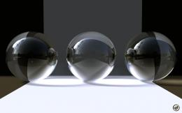Three balls wallpaper 755