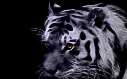 Download Wallpapers, Download 1440x900 tiger fractal Wallpaper –Free 1243