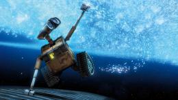 Wall E In Space HD Wallpaper 1572