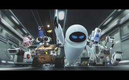 Wall*E WallpaperWALL E Wallpaper6412338Fanpop 1608