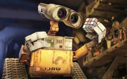 Wall E Rubiks Cube HD Wallpaper 1440x900 1194