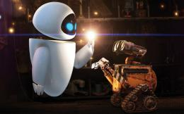 WALL E and EVE Wallpapers | HD Wallpapers 1820