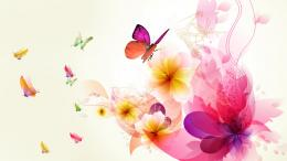 Flower Abstract Background 1577
