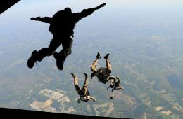 Skydiving WallpapersWallpaper Zone 499