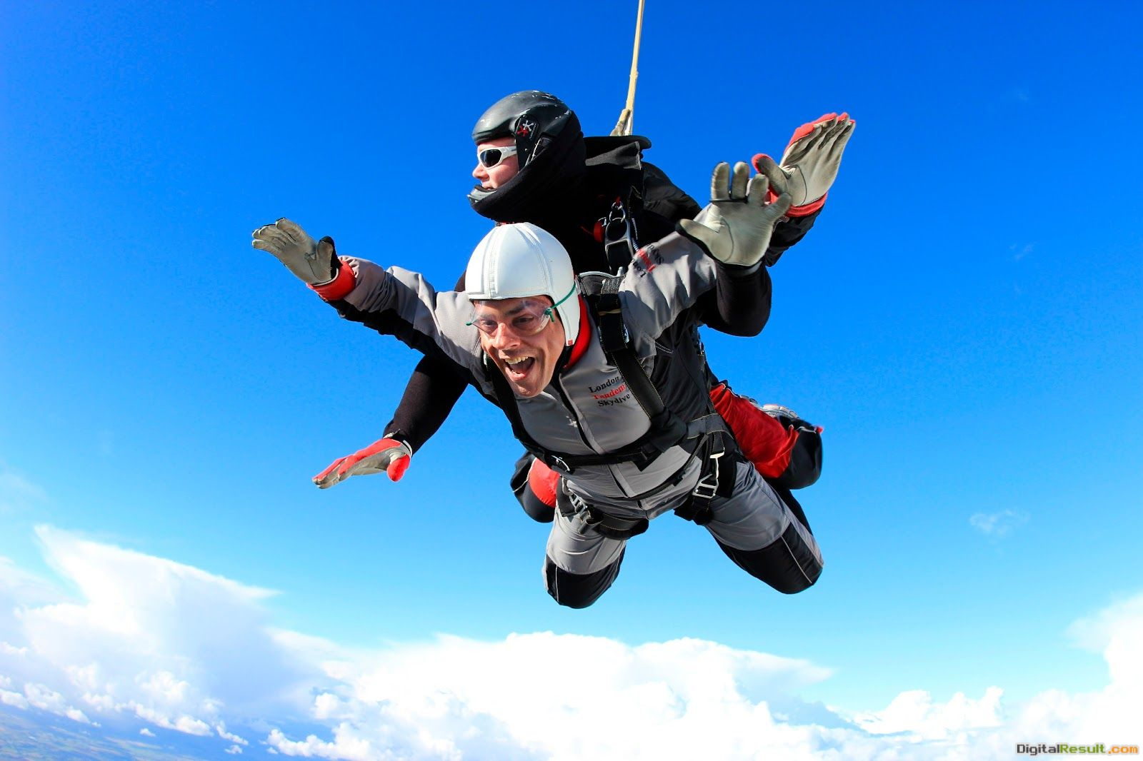 Skydiving Wallpaper 1813